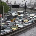 Semana começa com Chuva no Rio