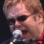 Elton John no Rio em Janeiro