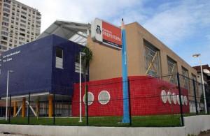 <center> Escola Municipal Tia Ciata - Centro do Rio </center>