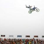 Barra da Tijuca será o palco da Copa Brasil de Motocross Freestyle