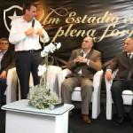 Clube apresenta novo Engenhão com projeto 'Um estádio em plena forma'