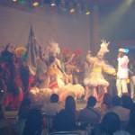 Estréia na Lapa: um show de brasilidade