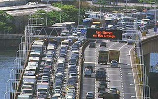 Acompanhe o trânsito no Rio ao vivo   Visão Carioca
