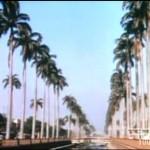 Palácios e Praças no começo do século XX