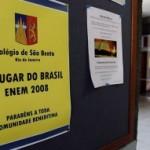 Rio lidera o ranking das escolas com notas mais altas no Enem