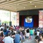 Teatro de marionetes no Parque do Flamengo tem espetáculo de graça