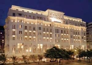 Hotel Copacabana Palace, Rio de Janeiro/RJ. - Foto: WEB