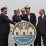 Obras de revitalização da Zona Portuária do Rio foi iniciada hoje