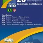 4º Walking Rio: Caminhada agita Zona Sul do Rio