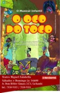 O OCO DO TOCO