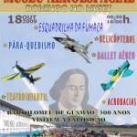 Domingo tem Show Aéreo no Campo dos Afonsos