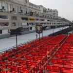 Carnaval 2010: venda de frisas começa nesta terça