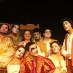 Companhia Teatral Os Amadores.