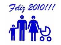 Família - Feliz 2010