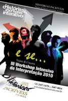 III Workshop Intensivo de Interpretação