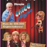 """""""OX EXCULAXADOS"""" no Teatro Miguel Falabella e no Max Nunes"""