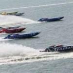 Campeonato Mundial dos Barcos de Velocidade Offshore no Rio de Janeiro