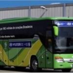 Torcedores escolherão frase do ônibus do Brasil