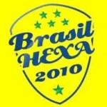 Brasil Hexa 2010 Anima a Torcida Carioca na Marina da Glória