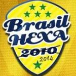 A Festa continua na Marina da Glória com lançamento da Campanha Brasil Hexa 2014