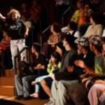 Leitura e diversão no 9º Simpósio Internacional de Contadores de Histórias