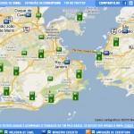 TIM cria mapa que exibe falhas na cobertura da própria rede