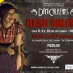 Dani Calazans apresenta seu HARD BOLERO no Café Pequeno em Outubro