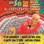 Sandra de Sá celebra três décadas de sucesso