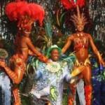 Carnaval fora de época no Rio de Janeiro