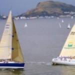 65ª Regata Escola Naval reúne atletas de cinco países na Baía de Guanabara