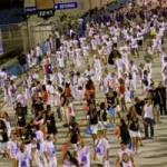 Ensaios Técnicos das Escolas de Samba do Rio em 2012/2013