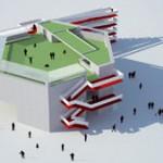 Arena Carioca da Penha no Parque Ari Barroso