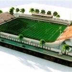 Reforma do Estádio de Moça Bonita