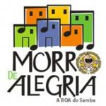 Morro de Alegria leva samba ao Santa Marta