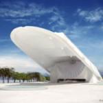 Maquete do Museu do Amanhã é estrela de exposição no Rio