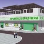 Nova quadra da Imperatriz Leopoldinense