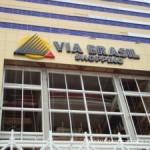 Shopping Via Brasil em Irajá está quase pronto