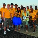 Todos os ritmos do país reunidos no som do Bloco Brasil