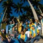 Orquestra Voadora esquenta o Planetário com ensaio para o carnaval