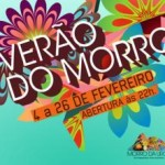 Verão do Morro reúne shows e festas em um dos principais cartões-postais do Rio de Janeiro