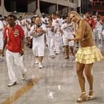 Jurados para o desfiles das Escolas de Samba