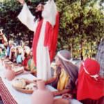 Encenação da Paixão de Cristo em Vista Alegre