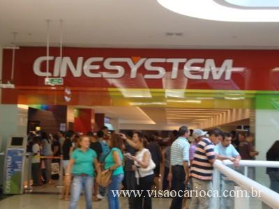 da61ac95f1b Inauguração do Shopping Via Brasil