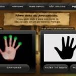 Campanha permitirá que torcedores 'imprimam' a sua mão em estádio carioca