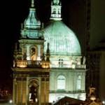 Nova Iluminação da Igreja da Candelária