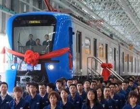Novos trens do Rio de Janeiro