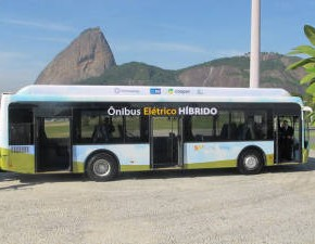 Ônibus Híbridos