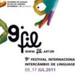 Animação e atividades do Festival Intercâmbio de Linguagens no JBRJ