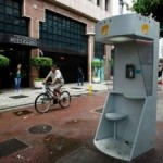 """Prefeitura do Rio """"não gostou"""" dos orelhões com Wi-Fi grátis"""