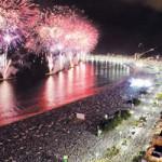 Programação do Réveillon de Copacabana 2011/2012